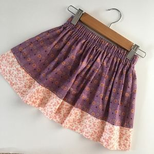 Other - Girl's Skirt - Size 2T - Purple Dots